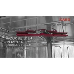 AEG - Vrijstaande vaatwasser - F66682M0P