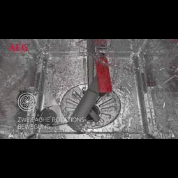 AEG - Einbau Geschirrspüler, 60cm - FES6260XPM