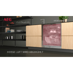 AEG - Einbau Geschirrspüler, 45cm - FSB31400Z