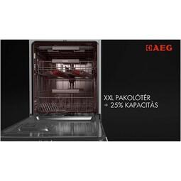 AEG - Szabadonálló mosogatógép - F88742M0P