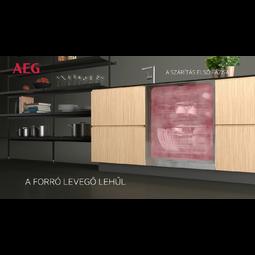 AEG - Szabadonálló mosogatógép - FFB53610ZW