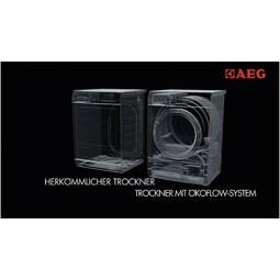 AEG - Wärmepumpen-Trockner - T65373AH3