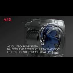AEG - Warmtepomp droogkast - T8DBG84W