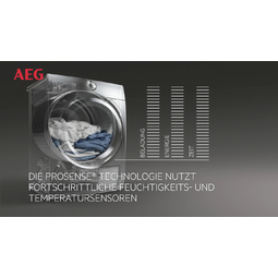 AEG - Kondensations-Trockner - T6DB60379