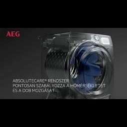 AEG - Hőszivattyús szárítógép - T8DEE48S
