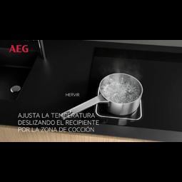 AEG - Placa de inducción - HKP87420IB