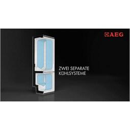AEG - Freistehende Kühl/Gefrierkombination - S93930CMXF