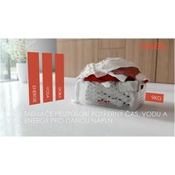 AEG - Kompaktní pračka - L73060SLCS