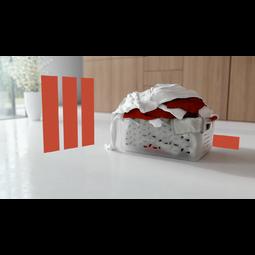 AEG - Стиральная машина с фронтальной загрузкой - L58527XFL