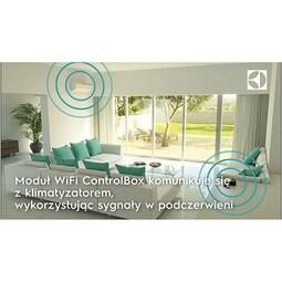 Electrolux - Wifi Controlbox - CONTROLBOXWIFI