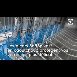 Electrolux - Lave-vaisselle encastrable - ESI7321RAX