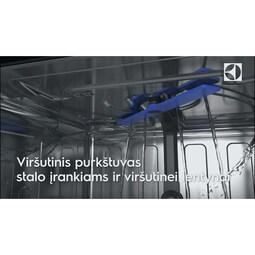 Electrolux - Montuojama indaplovė - ESL7721RA