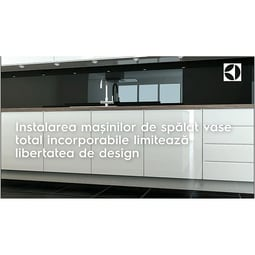 Electrolux - Maşină de spălat vase incorporabilă - ESL7540RO