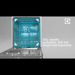 Electrolux - Szabadonálló mosogatógép - ESF8620ROW