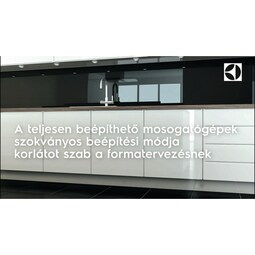 Electrolux - Beépíthető mosogatógép - ESL7510RO