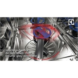 Electrolux - Maşina de spălat vase - ESF7565ROX