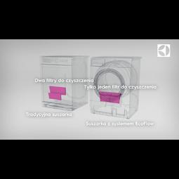 Electrolux - Suszarka z pompą ciepła - EDH3686GDE