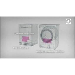 Electrolux - Sušička stepelným čerpadlom - EDH3684PDE