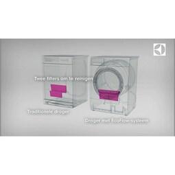 Electrolux - Warmtepomp droogkast - EDH3887GDE