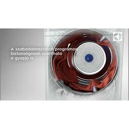 Electrolux - Hőszivattyús szárítógép - EDH3988TDW