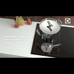 Electrolux - Induksjonstopp - HOH870F