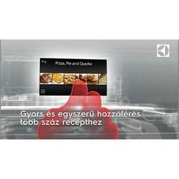 Electrolux - Kompakt sütő - EVY0841BAX