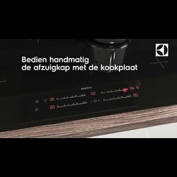 Electrolux - Inductiekookplaat - EHI8544FHK