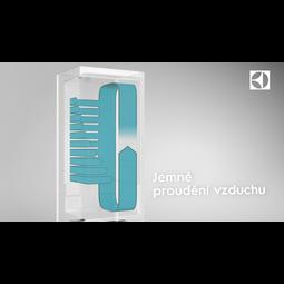 Electrolux - Volně stojící kombinovaná chladnička - EN3854NOW
