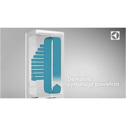 Electrolux - Wolnostojąca chłodziarko-zamrażarka - Wolnostojąca - EN3854NOW