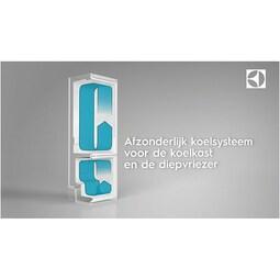 Electrolux - Inbouw koel-vriescombinatie - ENN2854COW
