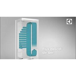Electrolux - Combină frigorifică independentă - EN3886MOX