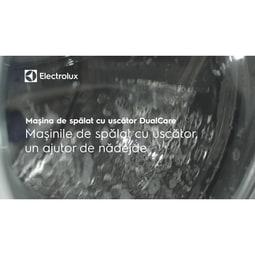 Electrolux - Maşină de spălat rufe cu uscător - EWW1697BWD
