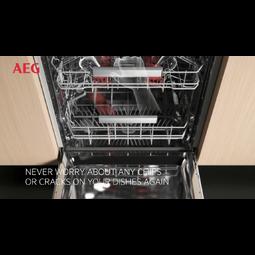 AEG - Kalusteisiin sijoitettava astianpesukone - FSK93800P