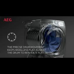 AEG - Hőszivattyús szárítógép - T8DEC68S