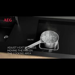 AEG - Induktionshäll - HDP54108FB