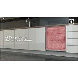 Electrolux - Beépíthető mosogatógép - ESI5545LOX