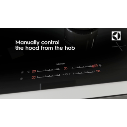 Electrolux - Induktionshäll - HOX850F