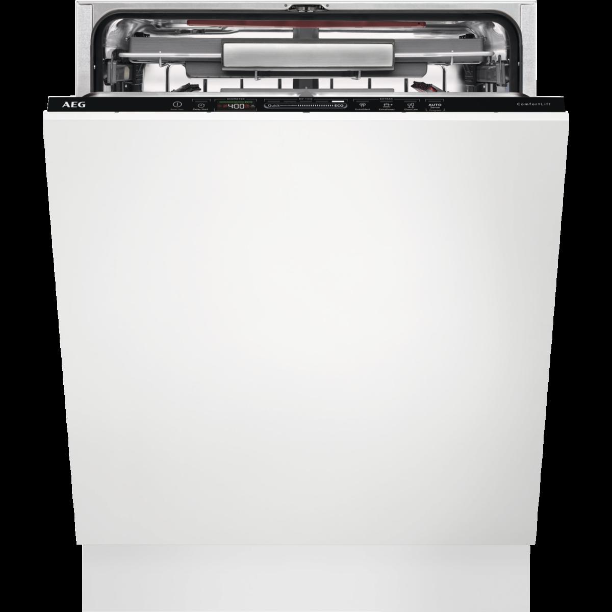 Vollintegrierter Geschirrspüler FSE63807P