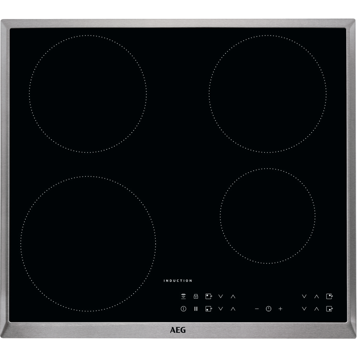 POWER BOOSTER INDUCTION HOB