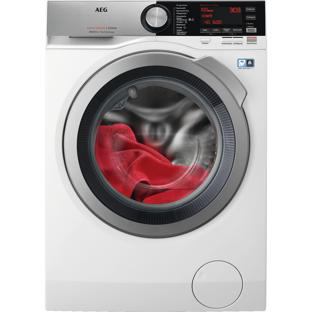 Waschtrockner L8WS86609