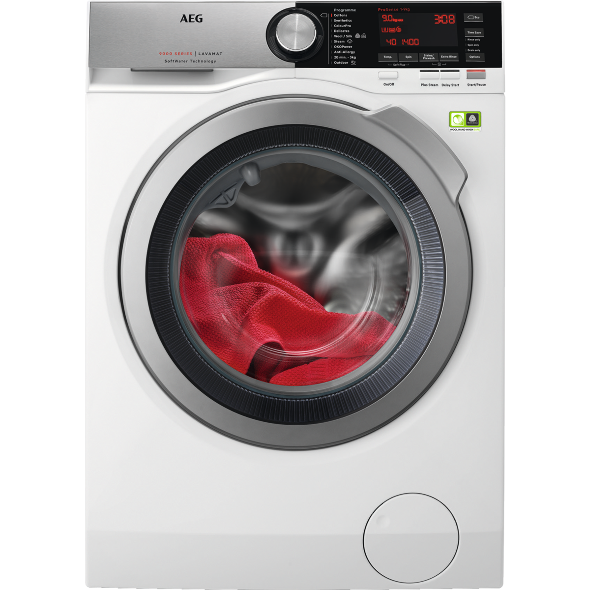 9000 SERIES WASHING MACHINE