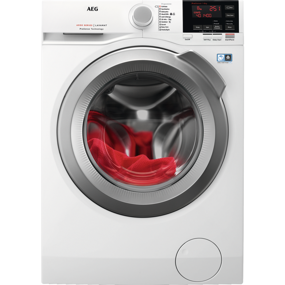 6000 SERIES WASHING MACHINE