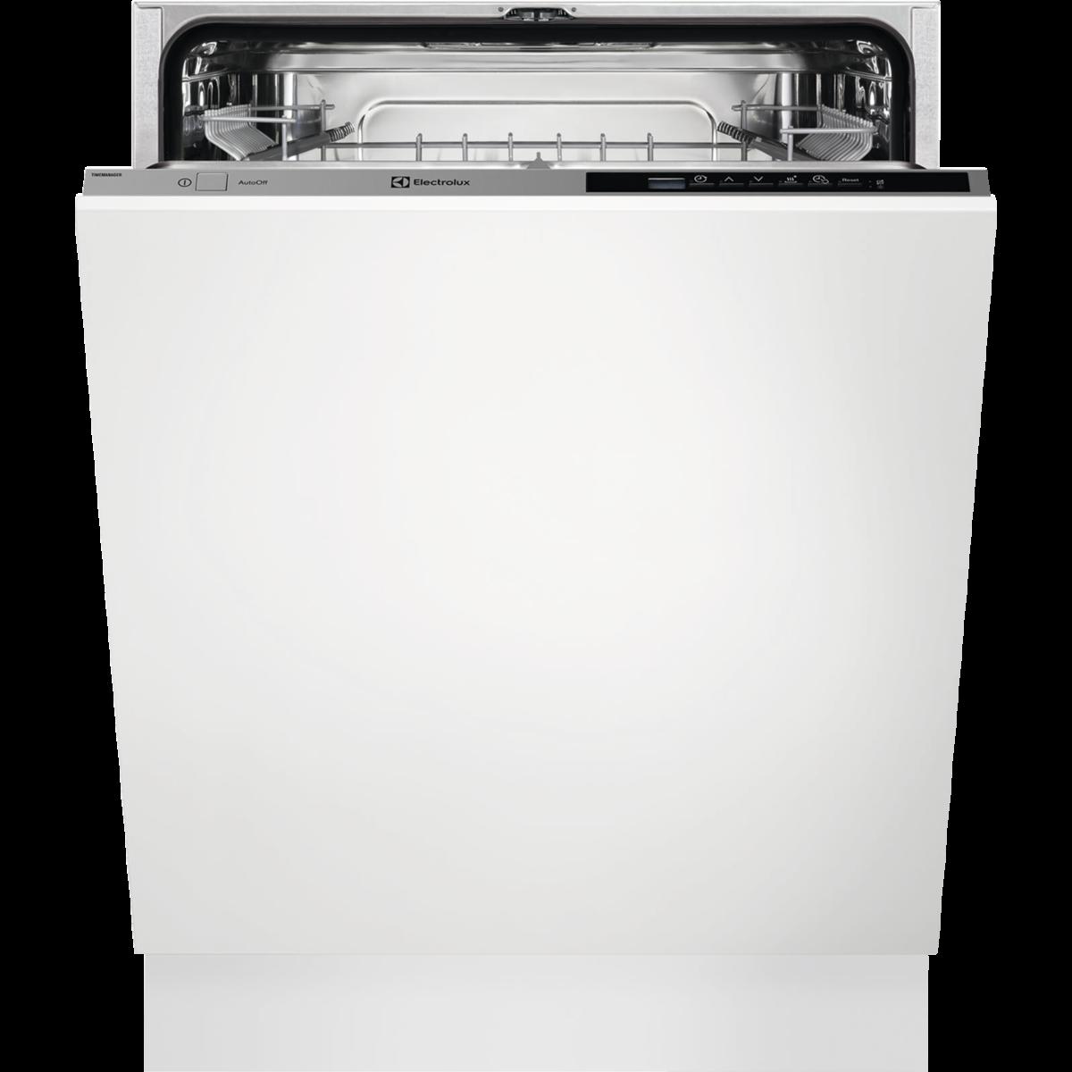 Electrolux EES47300L Beépíthető mosogatógép, QuickSelect kezelőpanel, AirDry, 13 teríték