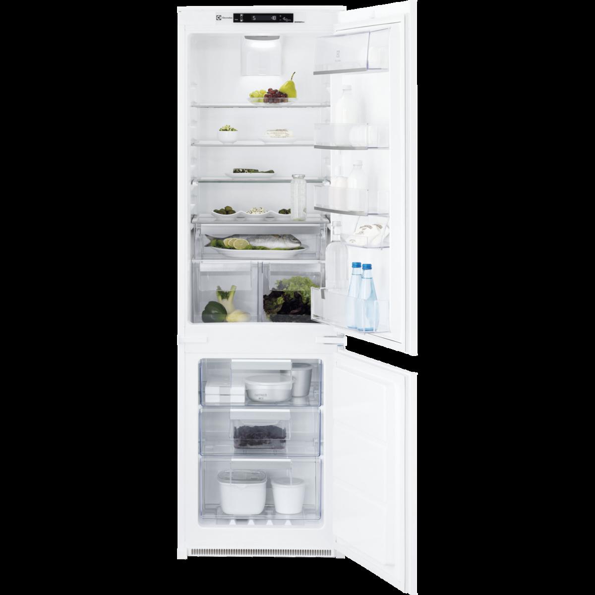 Réfrigérateur 2 portes encastrable