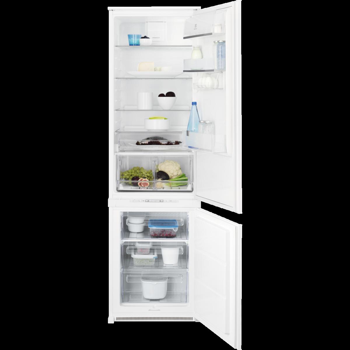 FrostFree integreeritav külmik