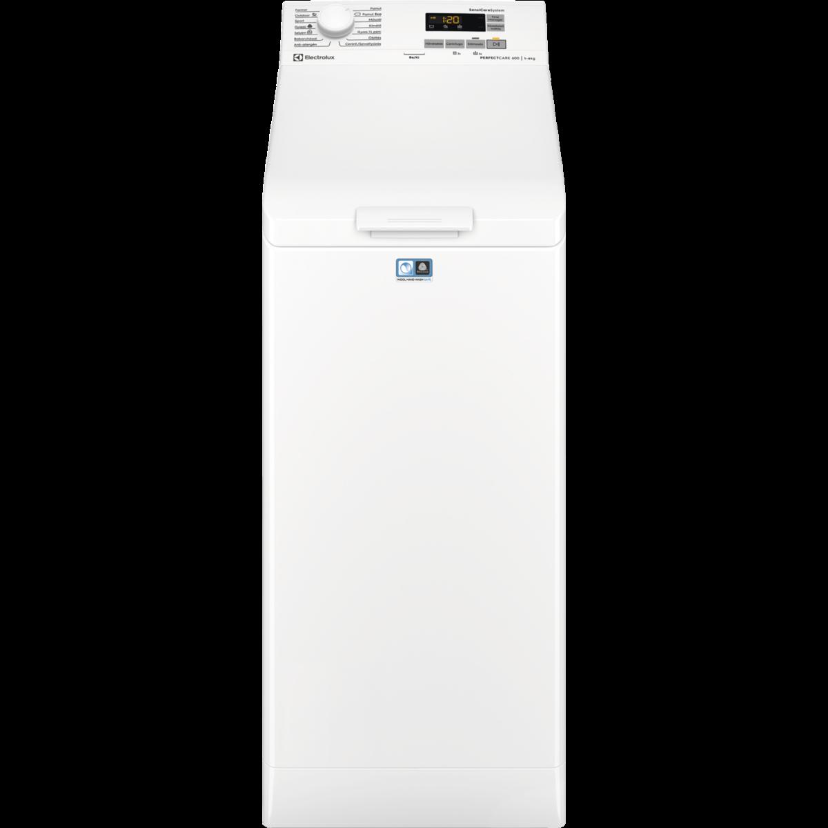 Electrolux Felültöltős mosógép, Eco-szelep EW6T5061H