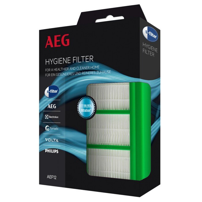 Aef12 S Filterer 174 Non Washable Hygiene Filter For Vacuum