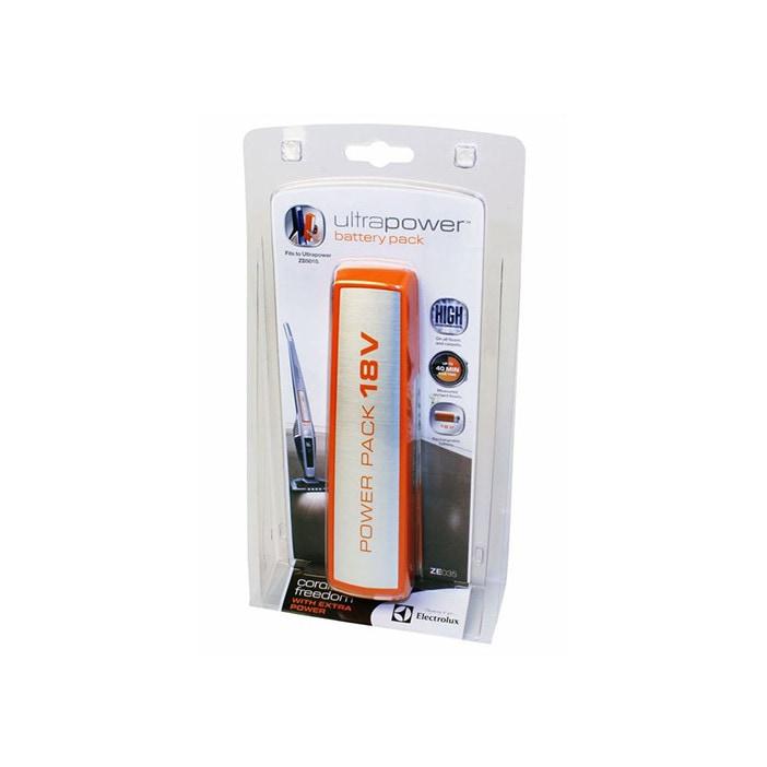 ZE035 batteriförpackning 18 V för UltraPower ZB5010 till