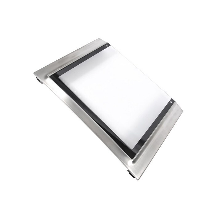 Main Oven Outer Door Glass Panel For Cookers Ovens Hobs