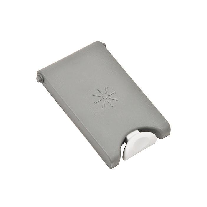 Genuine Electrolux Dishwasher Rinse Aid Dispenser Flap Front